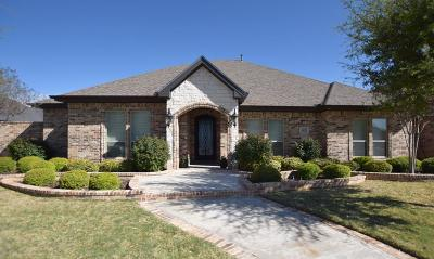 Midland Single Family Home For Sale: 1202 Silverton