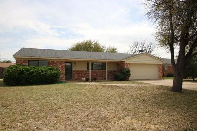 Midland Single Family Home For Sale: 4311 Douglas Ave