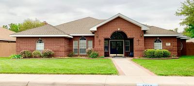 Grassland Estates, Grassland Estates West Single Family Home For Sale: 5617 Grassland Blvd
