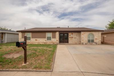 Odessa TX Single Family Home For Sale: $250,000