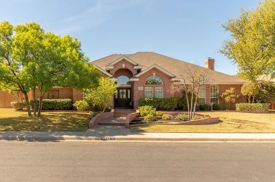 Midland Single Family Home For Sale: 5511 Hillcrest