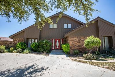 Midland Single Family Home For Sale: 4507 Green Tree Blvd