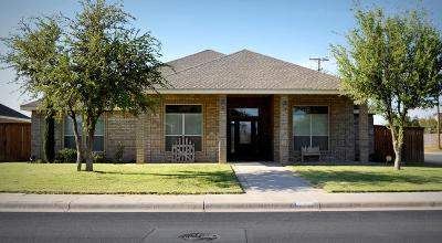 Midland Single Family Home For Sale: 4900 Hilltop Dr