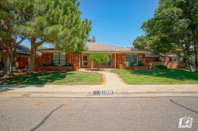 Midland Single Family Home For Sale: 3700 Oakridge Court