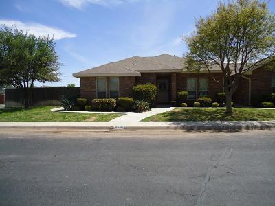 Midland Single Family Home For Sale: 3601 Tampico