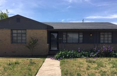 Midland Single Family Home For Sale: 2405 Storey Ave