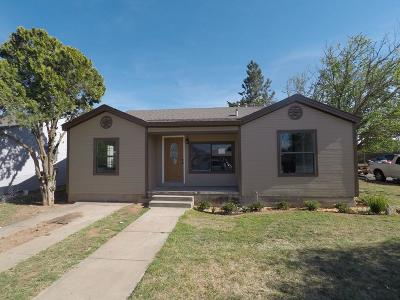 Midland TX Single Family Home For Sale: $215,000