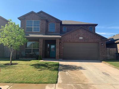 Midland Single Family Home For Sale: 6608 Colony Rd