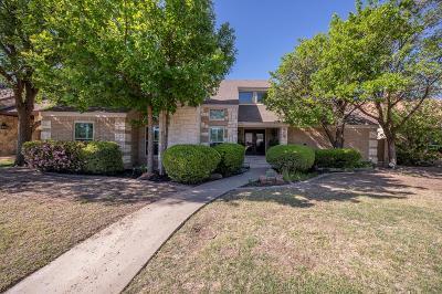 Midland Single Family Home For Sale: 809 Canonero