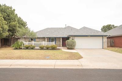 Midland Single Family Home For Sale: 3310 Crestmont Dr