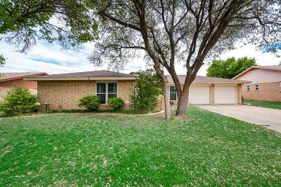 Midland Single Family Home For Sale: 3803 Douglas