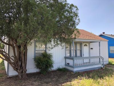 Odessa Single Family Home For Sale: 1307 N Alleghaney Ave