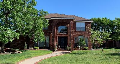 Midland Single Family Home For Sale: 5705 Devlin Place