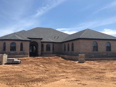 Midland TX Single Family Home For Sale: $630,000