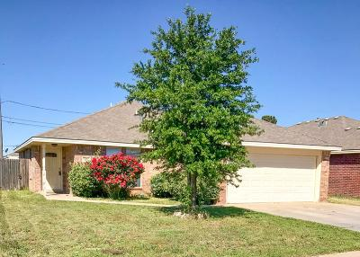 Midland TX Single Family Home For Sale: $185,000