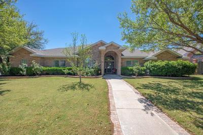 Mockingbird Heights Single Family Home For Sale: 4001 Baybrook Dr