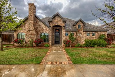 Greenwood, Midland Single Family Home For Sale: 6608 Mosswood Dr