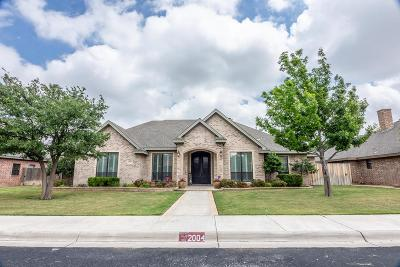 Midland Single Family Home For Sale: 2004 Brentwood Dr