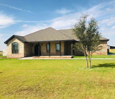 Single Family Home For Sale: 1800 S County Rd 1069