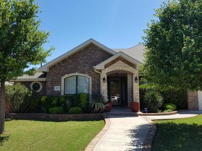 Midland Single Family Home For Sale: 6229 Prairie Ridge