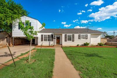 Midland TX Single Family Home For Sale: $260,000