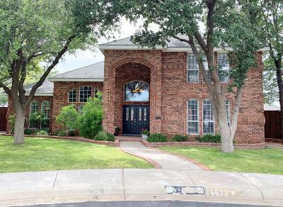 Grassland Estates, Grassland Estates West Single Family Home For Sale: 5623 Drexel Court