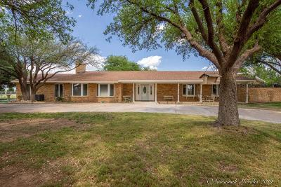 Greenwood, Midland Single Family Home For Sale: 4516 Robin Lane