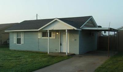 Midland Single Family Home For Sale: 3613 Apache Dr