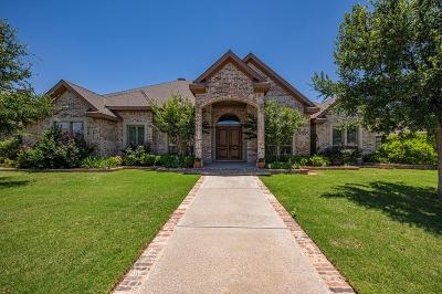 Midland Single Family Home For Sale: 6213 Homestead