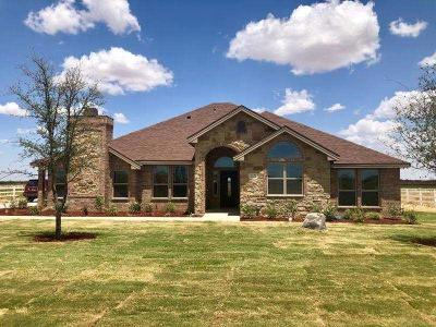 Single Family Home For Sale: 2327 S County Rd 1060