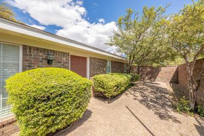 Midland Single Family Home For Sale: 1500 W Pecan Ave