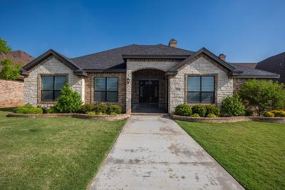Midland Single Family Home For Sale: 5302 George Yard Court