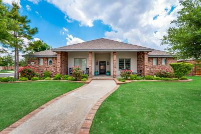 Mockingbird Oaks Single Family Home For Sale: 2501 Legacy Oaks