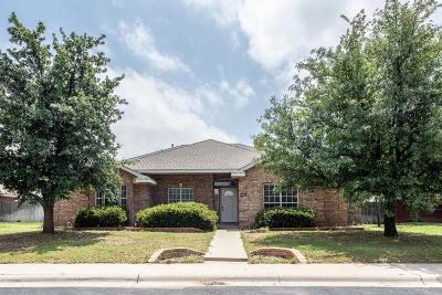 Midland Single Family Home For Sale: 5405 Grassland Blvd