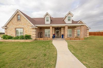 Midland Single Family Home For Sale: 11706 W County Rd 56