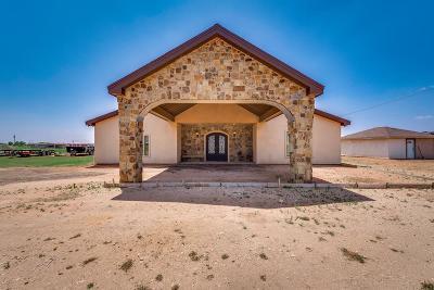 Stanton Single Family Home For Sale: 2229 Pr Cr 2021