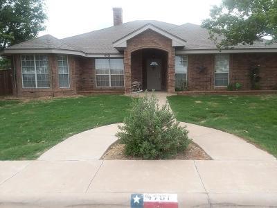 Midland Single Family Home For Sale: 4701 Crista Lane