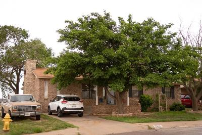 Midland Single Family Home For Sale: 1301 E Magnolia