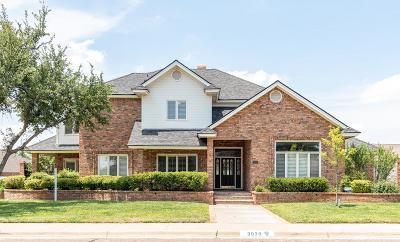 Midland Single Family Home For Sale: 3930 Fairwood Court