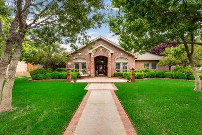 Briarwood Single Family Home For Sale: 4721 Woodbar Court
