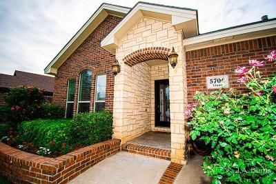 Midland Single Family Home For Sale: 5706 Llano