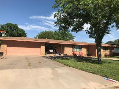 Midland Single Family Home For Sale: 1004 W Upland St