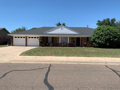 Midland Single Family Home For Sale: 2504 W Dengar Ave