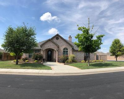 Midland Single Family Home For Sale: 1200 Castle Rock Court