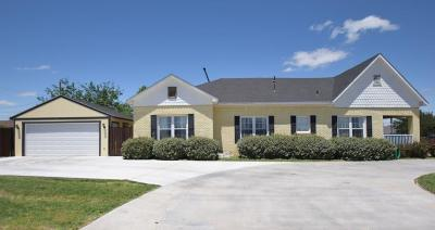 Midland Single Family Home For Sale: 909 Goliad