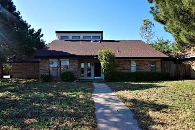 Midland County Rental For Rent: 4101 St Andrews Dr