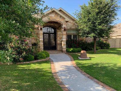 Mockingbird Oaks Single Family Home For Sale: 2511 Colonial Oaks Ct