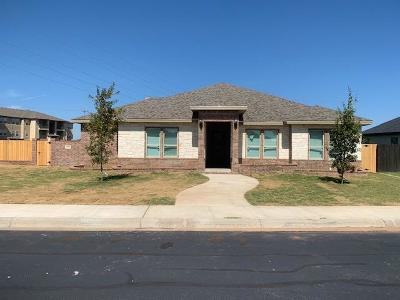 Midland Single Family Home For Sale: 2912 Savoy Place