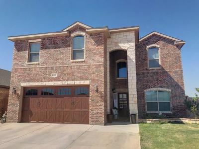 Greenwood, Midland Single Family Home For Sale: 6600 Victory Parkway