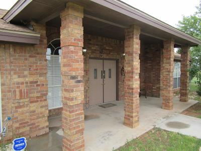 Midland County Single Family Home For Sale: 2609 W County Rd 130